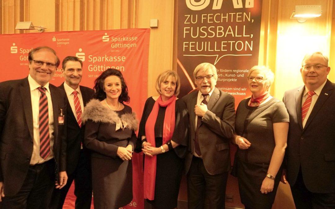 Neujahrsempfang der Sparkasse Göttingen